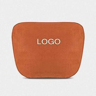 ZHZLNNYY Car seat headrest Neck Pillow Lumbar Cushion Head Support,Fit for Tesla Model 3 Model S Model Y Model X 2018-2021