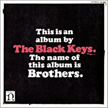 Brothers by Black Keys (2010-05-25)