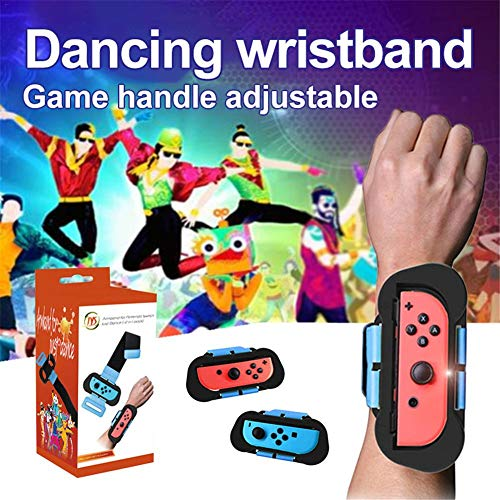 Little Fairy Fang Armband, Just-Dance Verstellbares Armband Für Nintendo Switch Joy Con Gamepad Best Service
