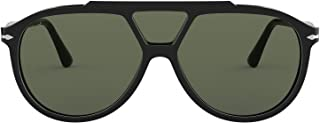 Persol Men's Photochromatic Aviator Sunglasses