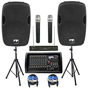 Best pa system with mixer Reviews