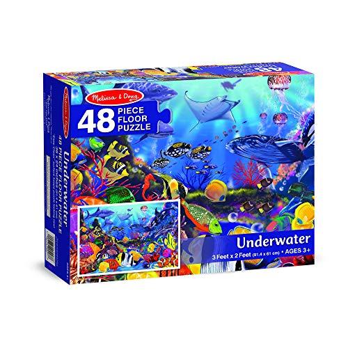 Melissa & Doug Underwater Puzzle