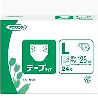 ネピアテンダー テープ タイプ L 24枚【ADL区分:寝て過ごす事が多い方】