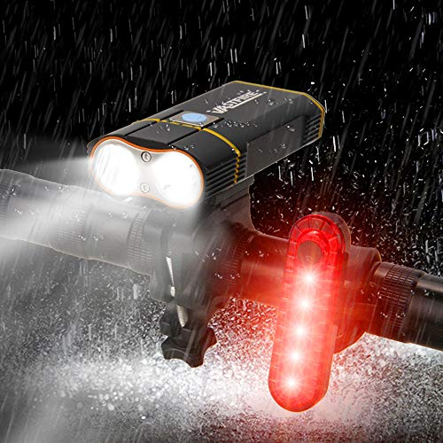 Best Mountain Bike Lights for Night Riding,1000...
