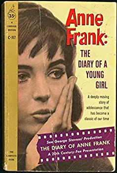 Paperback Anne Frank: The Diary of a Young Girl (Movie Tie-in) Book