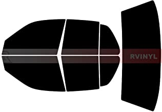 Rtint Window Tint Kit for Mercury Grand Marquis 1996-2010 - Complete Kit - 5%
