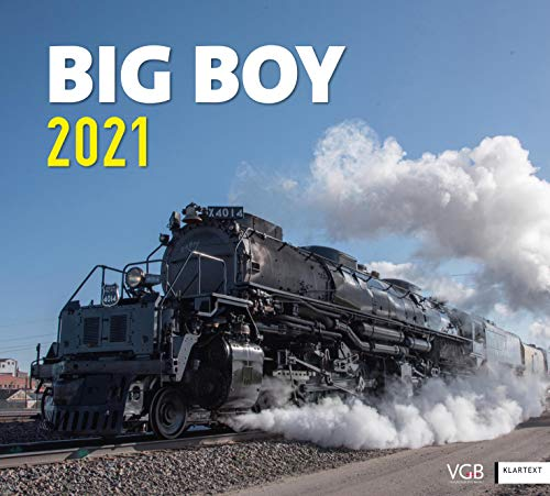 Big Boy 2021: Kalender 2021
