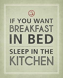 PRINTELLIGENT Fridge Magnet Funny Quotes for Kitchen & Home.
