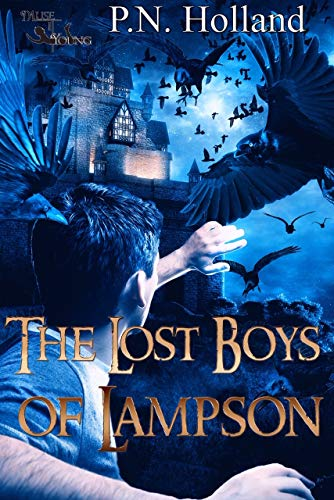 The Lost Boys of Lampson (The Vancouver Island Mysteries)