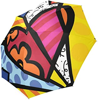 romero britto umbrella