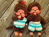 Puppenkleidung handmade Badeanzug oder Badehose für MONCHICHI Gr. 20 cm Bekleidung Short Badezeug Kleidung Sommerset NEU