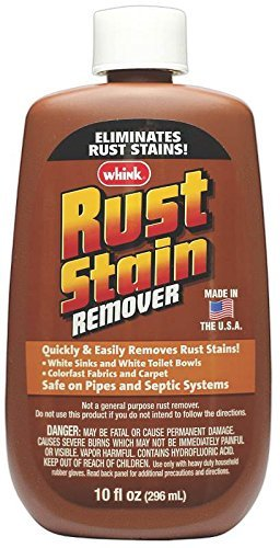 Whink 1281 10OZ Rust/Stain Remover, 10 oz