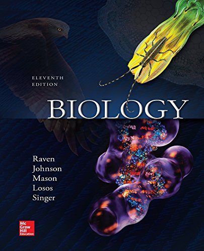 Compare Textbook Prices for Biology 11 Edition ISBN 9781259188138 by Raven, Peter,Johnson, George,Mason, Kenneth,Losos, Jonathan,Singer, Susan