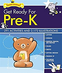 9. Get Ready for PreK - Activities and Illustrations Book
