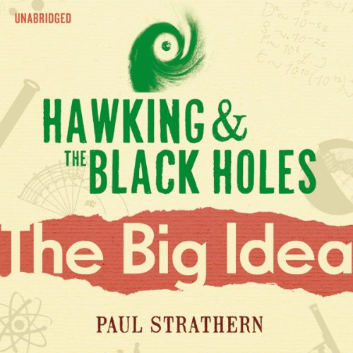 Hawking and the Black Holes: The Big Idea cover art