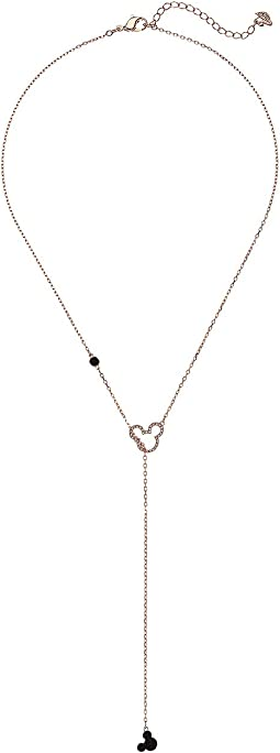 Mickey & Minnie Y-Necklace