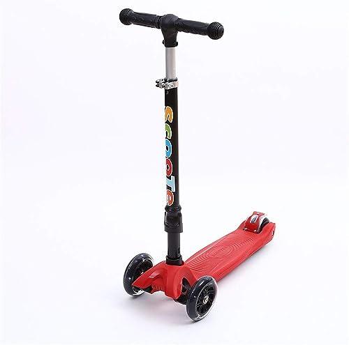 - Scooter, Reine Farbe Wasser Welle Scooter - Kinder - Kreativ - Fahrrad - Abnehmbare Falten
