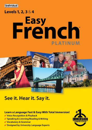 Easy French Platinum [PC Download]