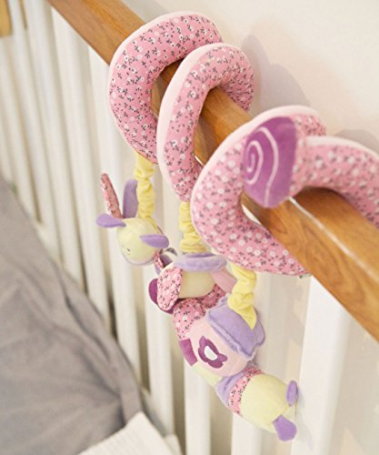 Little Bird Told Me - Butterfly Billowy - Bambino Activity Spirale Rosa