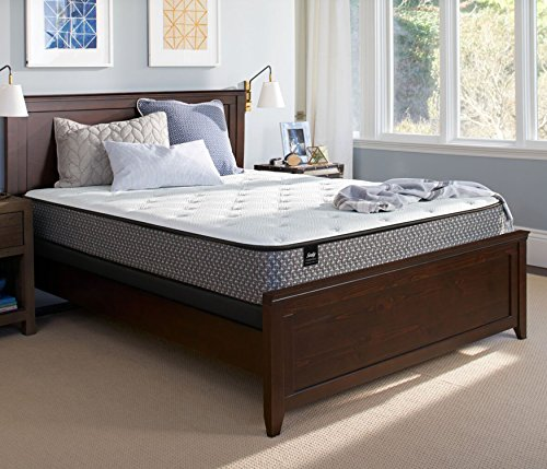Sealy Response Essentials 8.5-Inch Firm Tight Top Mattress, Full