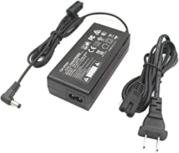 TOP-SPEED Power Supply Adapter 24V for Canon SELPHY CP1300 CP1200 CP-200 CP-330 CP-400 CP-500 CP-510 CP-600 CP-700 CP-710 CP720 CP-730 CP740 CP750 CP760 CP770 CP-790 CP-800 CP-900 CP-910 Printer