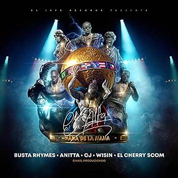 La Mamá de la Mamá (Remix) [feat. Wisin, CJ & El Cherry Scom]