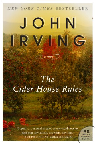 The Cider House Rules (English Edition)