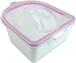 Professional Acetone Resistant Soak Off Warm Nail Spa Bowl Manicure Tool J0886-1