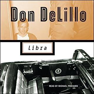 Libra audiobook cover art
