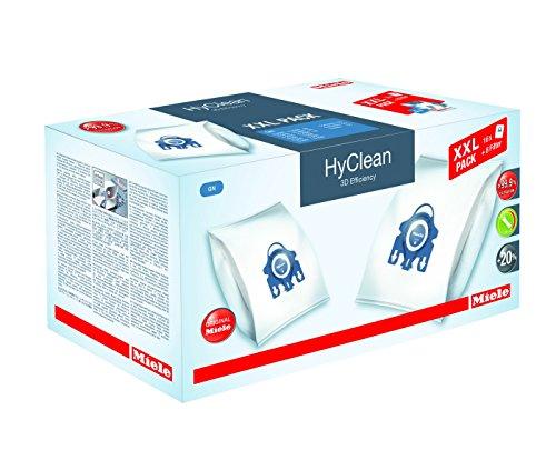 Miele 10408410 XXL-Pack Staubbeutel GN HyClean 3D