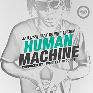 Human Machine (feat. Bonnie Legion)