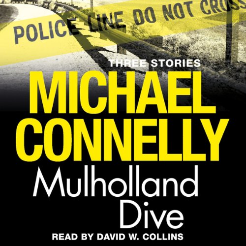 Mulholland Dive audiobook cover art