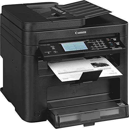 Canon ImageCLASS MF236n All in One, Mobile Ready Printer, Black, 2.3