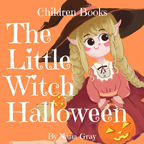 The Little Witch Halloween cover art