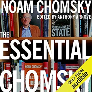 The Essential Chomsky cover art