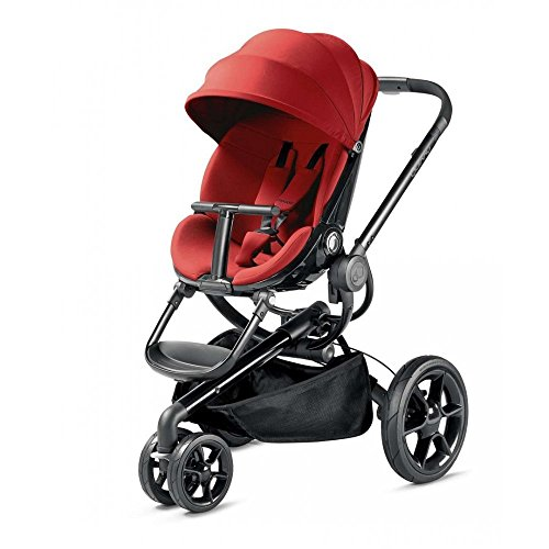 Quinny Moodd Black Kinderwagen (Red Rumour)