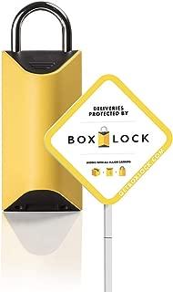 parcel package locker