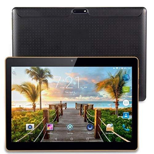 FHJZXDGHNXFGH Tablet PC de 10.1 Pulgadas Octa Core RAM ROM 2 + 32GB Tarjetas SIM Dobles 3G WCDMA para Android 7.0 GPS Tablet PC 10