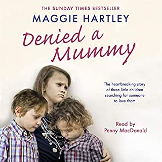 Denied a Mummy audiobook cover art