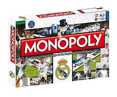 Monopoly Real Madrid 3ª Edicion