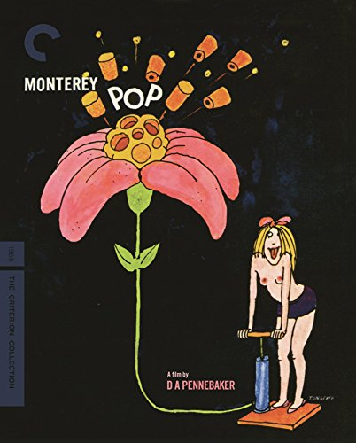 Monterey Pop (The Criterion Collection) [Blu-ray]