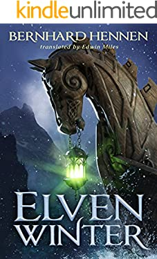 Elven Winter (The Saga of the Elven Book 2)