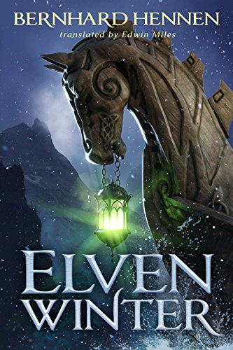 Elven Winter (The Saga of the Elven Book 2) (English Edition)