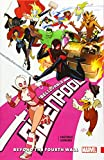 UNBELIEVABLE GWENPOOL 04 BEYOND FOURTH WALL