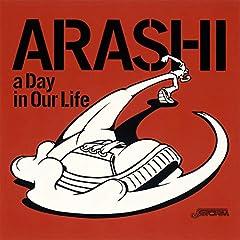 嵐「a Day in Our Life」のジャケット画像