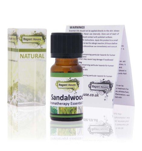 Sandalwood Essential Oil- Amyris Balsamifera (10ml) by Regent House