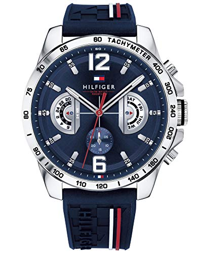 Tommy Hilfiger Mixte Multi-Cadrans Quartz Montre...