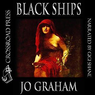 Black Ships audiobook cover art