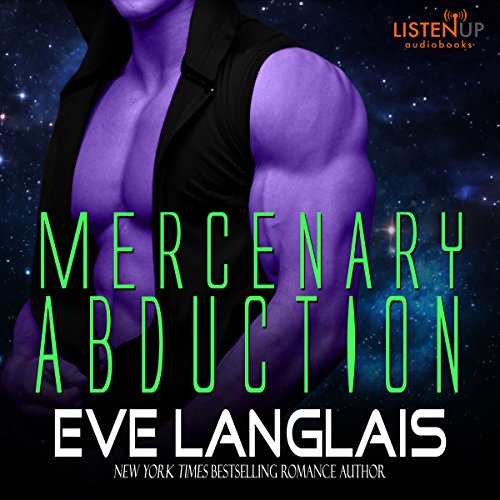 Mercenary Abduction audiobook cover art