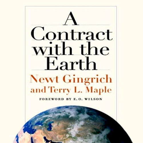 A Contract with the Earth audiobook cover art